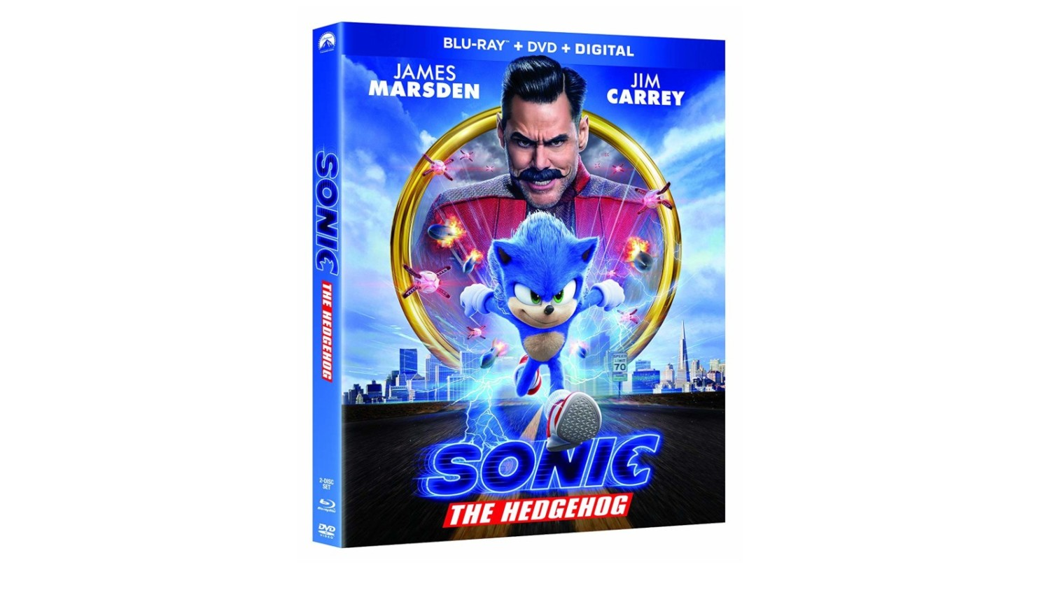 Sonic The Hedgehog Movie Releasing Digitally March 31st Physically On May 19th Nintendosoup