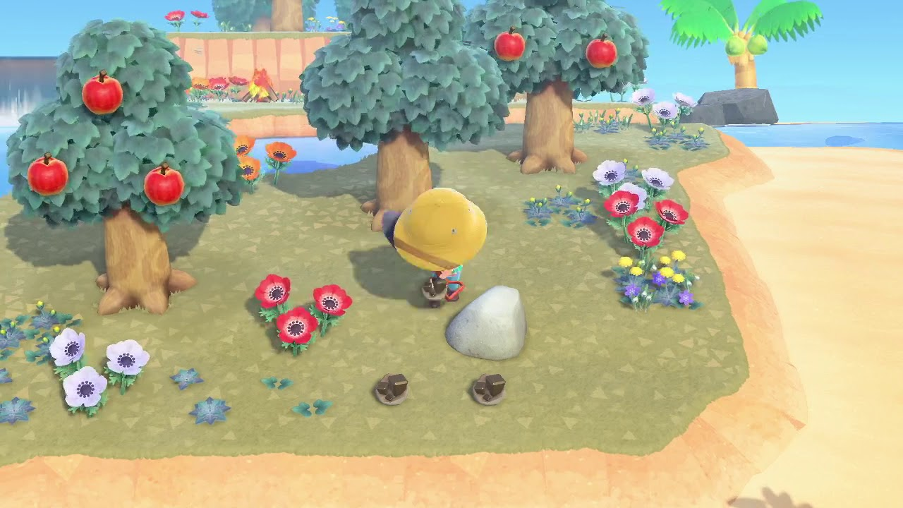 This Is The Rarest Mystery Island In Animal Crossing New Horizons Nintendosoup