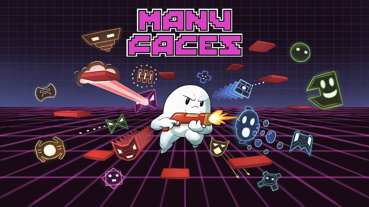 Many Faces Announced For Nintendo Switch