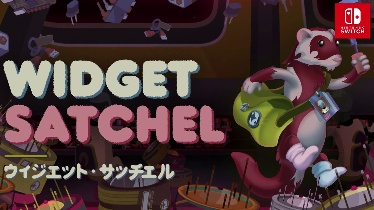 Widget Satchel Out May 28 On Switch In Japan | NintendoSoup