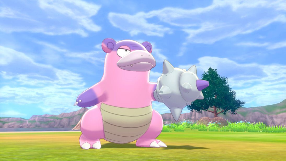 Galarian Slowbro Typing, Ability, And Signature Move Detailed | NintendoSoup