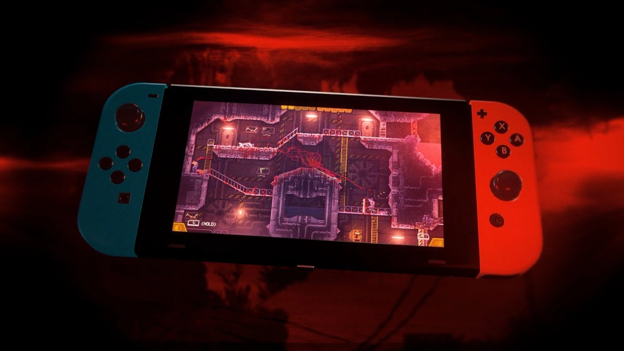 Carrion Announced For Nintendo Switch Nintendosoup