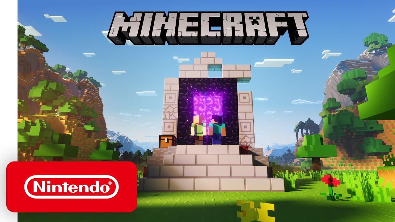 Minecraft Nether Update Trailer | NintendoSoup