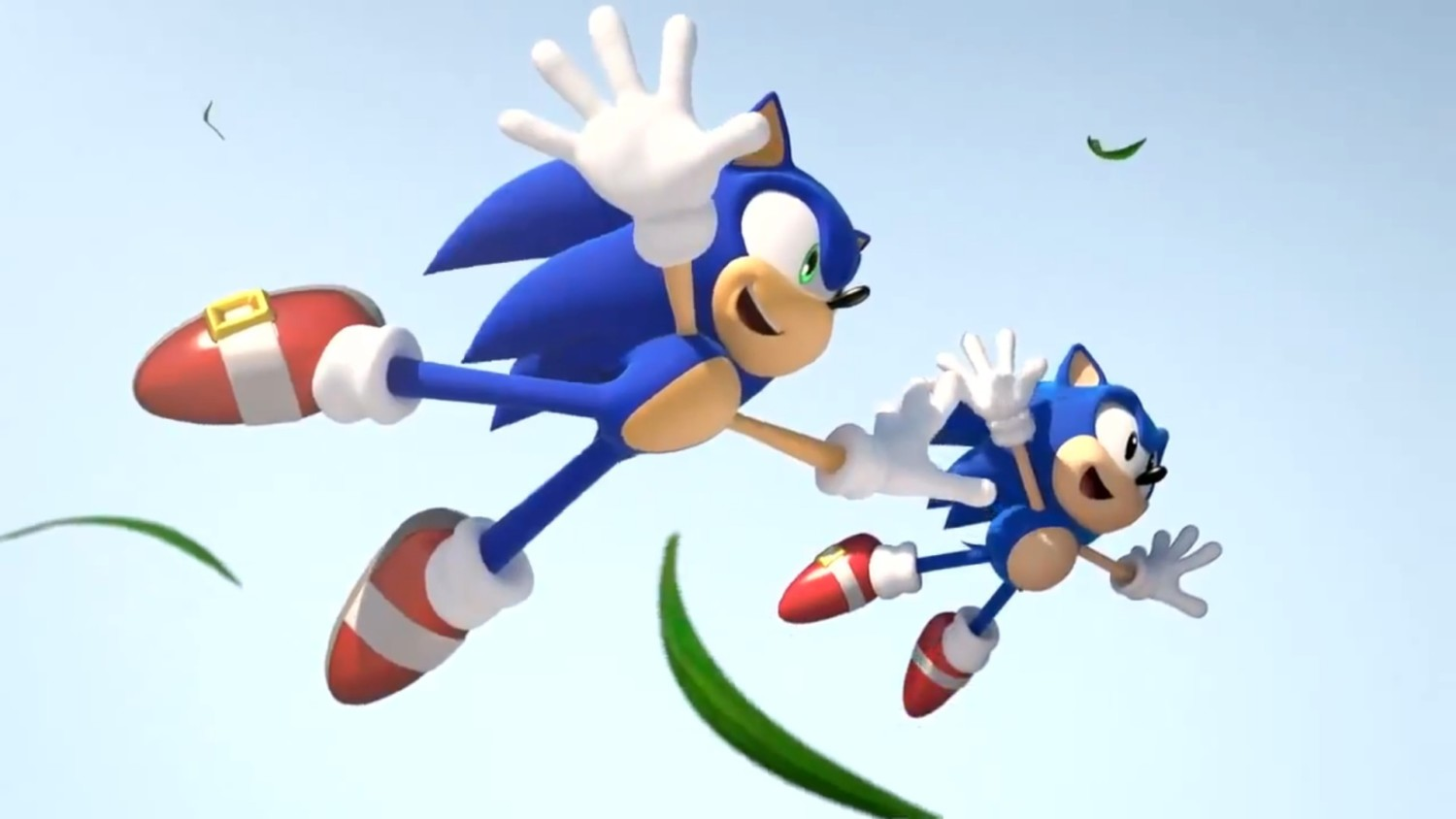 Sega We Would Like To Take Good Care Of Both 2d And 3d Sonic