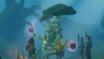 Weapons No Longer Break Korok Seeds Return More In Hyrule Warriors Age Of Calamity Nintendosoup