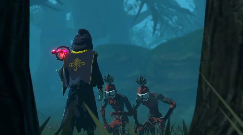 Hyrule Warriors Age Of Calamity Gets New Trailer Featuring The Yiga Clan And A Mysterious Cloaked Figure Nintendosoup