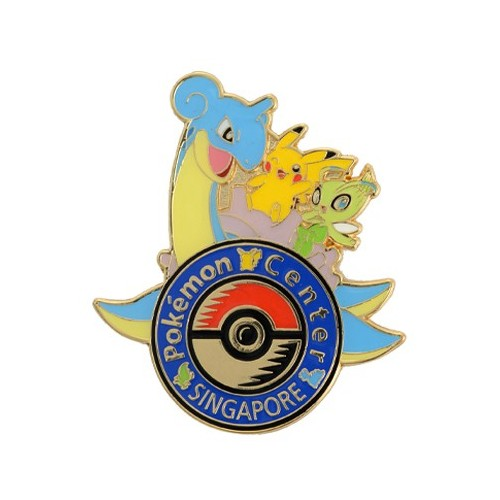 pokemon center singapore exclusive 1st anniversary logo pin nintendosoup pokemon center singapore exclusive 1st anniversary logo pin nintendosoup