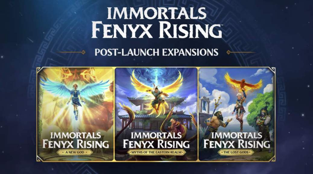 Immortals: Fenyx Rising Post-Launch Plans And Season Pass Detailed |  NintendoSoup