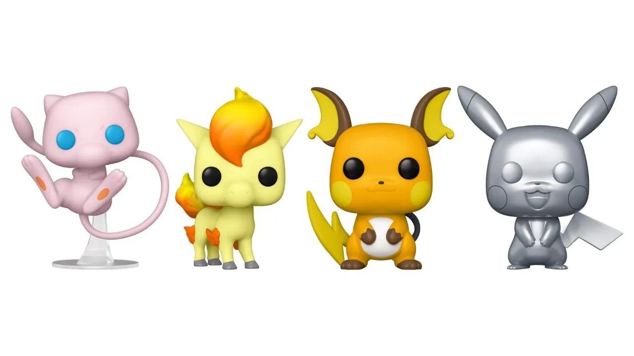 Pokemon Ponyta Pop Vinyl Figure **Preorder