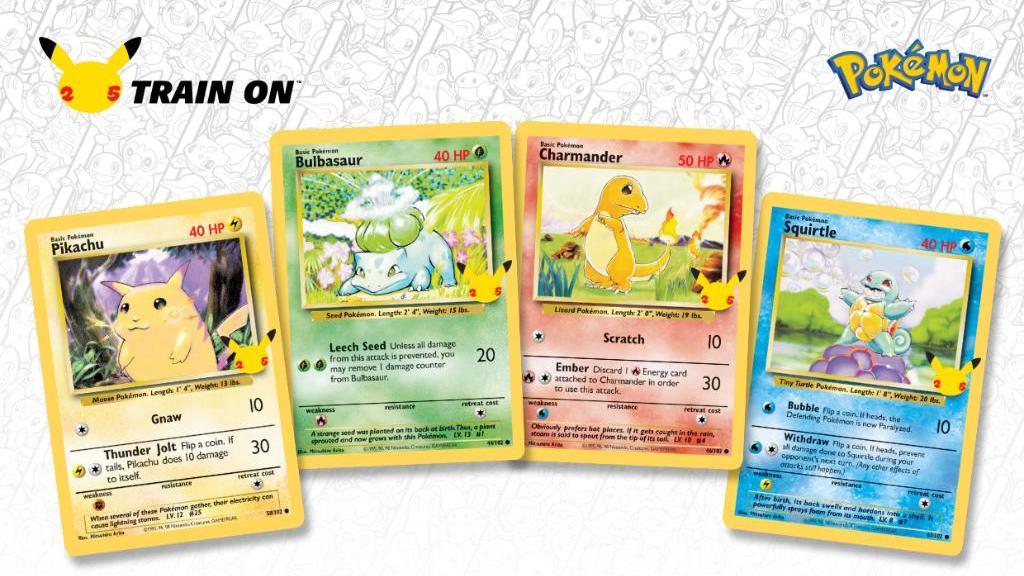 Pokemon TCG oversized cards