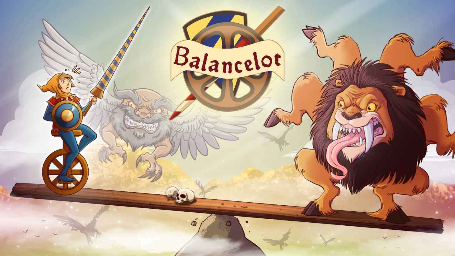 Check Out The First 13 Minutes Of Balancelot On Switch