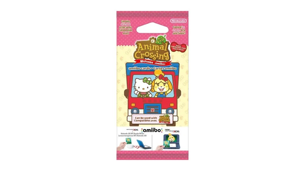 Contains Data】 Resetti NFC Amiibo Cards for Animal Crossing New Horizons/_No.309【Cannot scan Temporarily