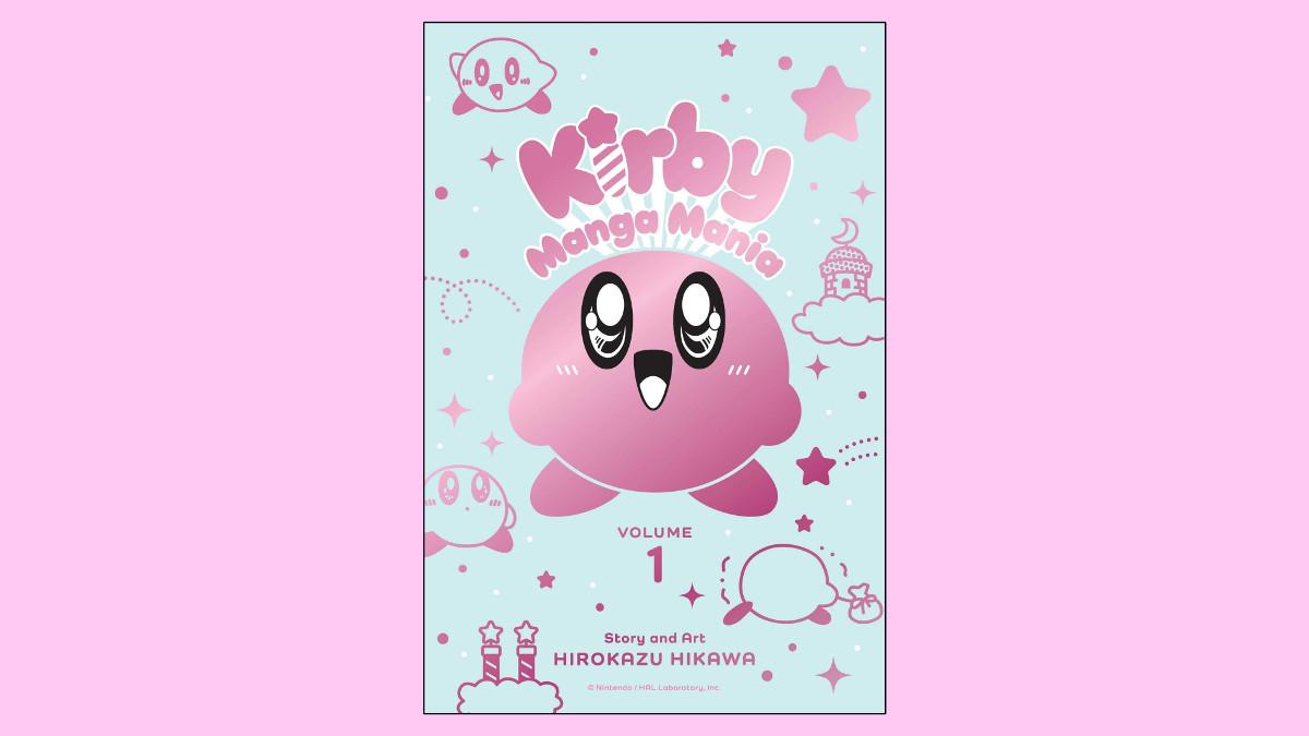 Kirby Manga Mania Volume 1 Up For Pre-Order | NintendoSoup