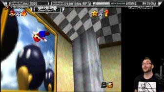 How to stream Nintendo Super Mario 64