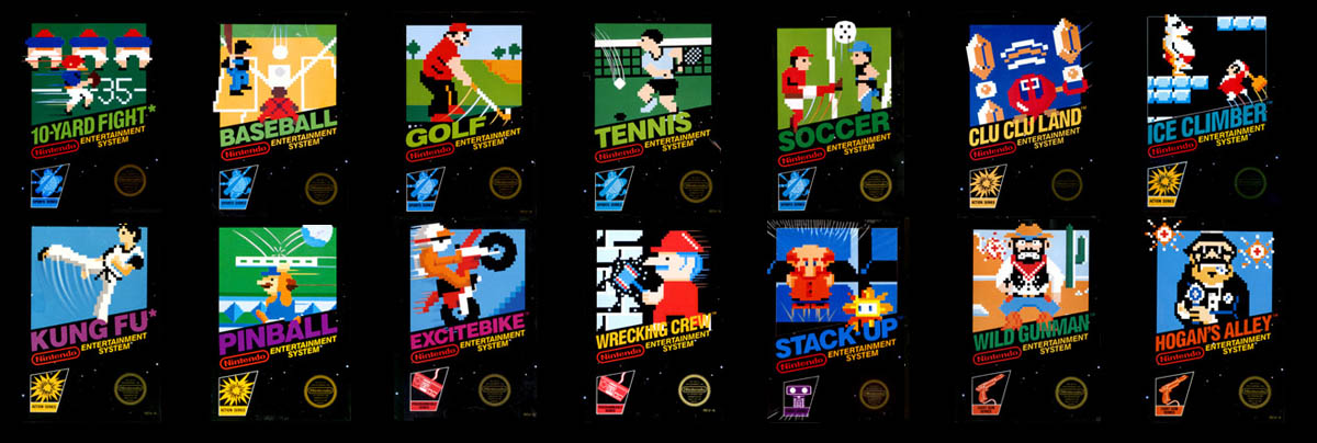 Nes Games Reviewed By Ed Semrad Nintendo Times