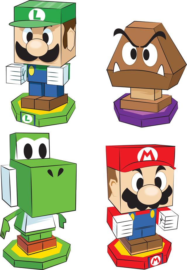Mario Luigi Paper Jam Preorder Bonus Nintendo Times