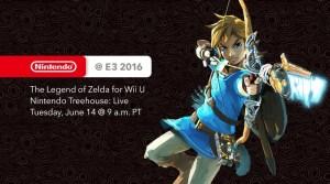 Zelda Takes Place Of Nintendo's E3 Digital Event