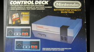 The NES Now Has Two Configurations