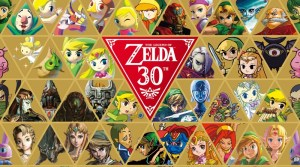 VIDEO: Zelda 30th Anniversary Happy Holidays