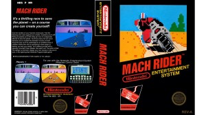 Mach Rider Review