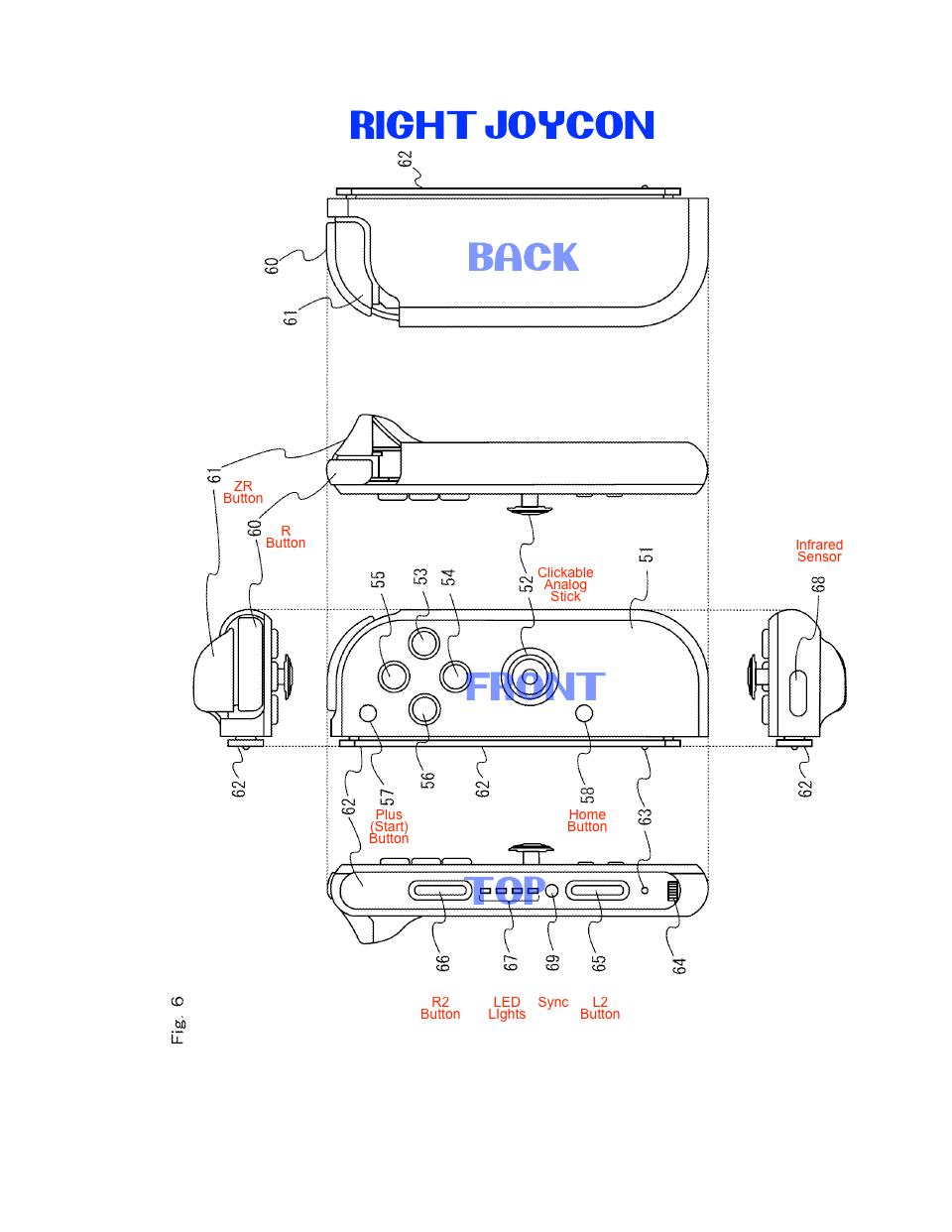 Nintendo Switch Motherboard Schematics