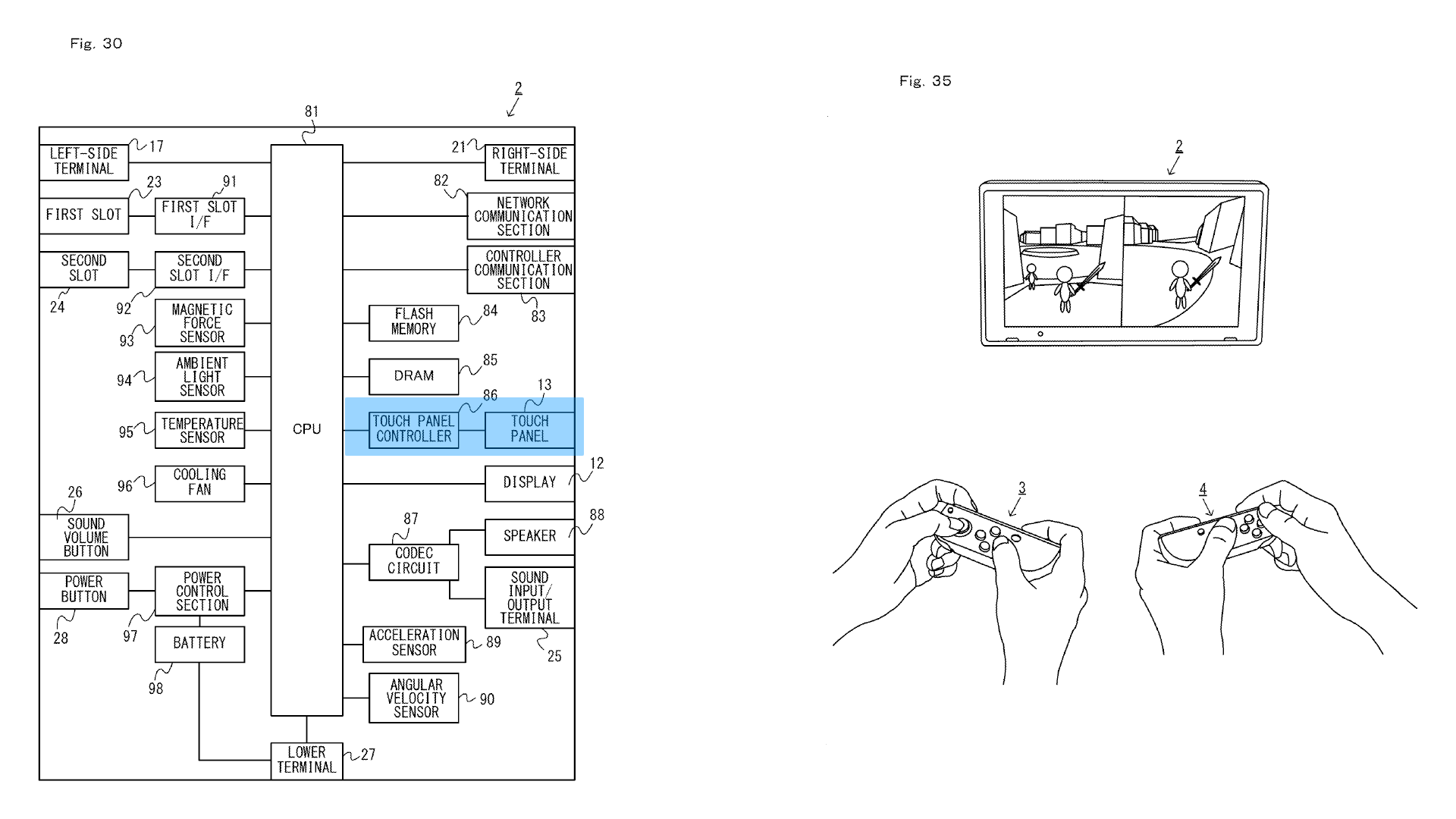 Nintendo Switch Patent Reveals New Details Nintendo Times