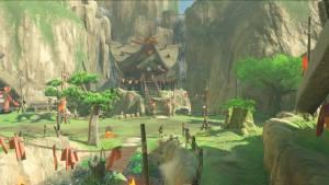 Zelda-Village