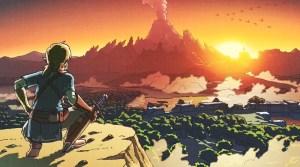 Happy New Year - Zelda & Mario Art