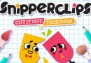 Snipperclips: Cut It Out Together Trailer