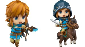 Zelda: Breath Of The Wild Nendoroid Link Up For Pre-Order In Japan