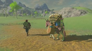 Zelda-Horse