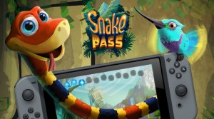 VIDEO: Snake Pass Developer Diary - Artwork