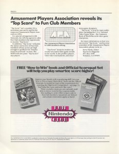 Nintendo Fun Club News - Winter 1987 - Page 6