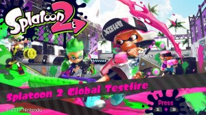 First Splatoon 2 Testfire Event Begins In 2 Hours