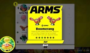 Arms-Boomerang