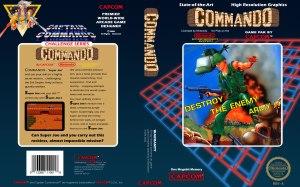 Commando Box