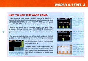 How to Win at Super Mario Bros Warp Zone