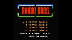 Mario Bros. (NES) Game Hub