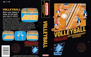 Volleyball Box