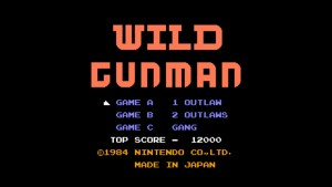 Wild Gunman (NES) Game Hub