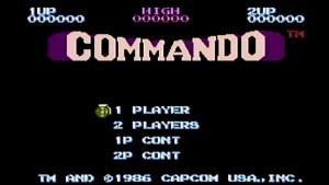 Commando (NES) Game Hub