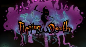Flipping Death Design A Character Contest