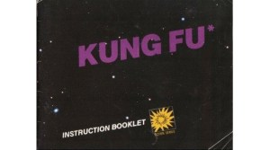Kung Fu Instruction Booklet