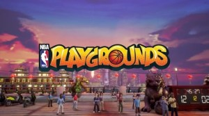NBA Playgrounds Releasing May 9 On Nintendo Switch