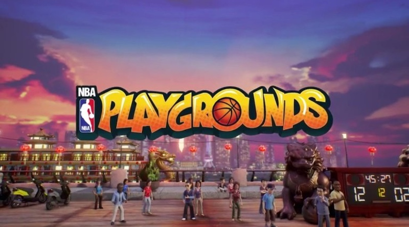 NBA Playgrounds Player Roster