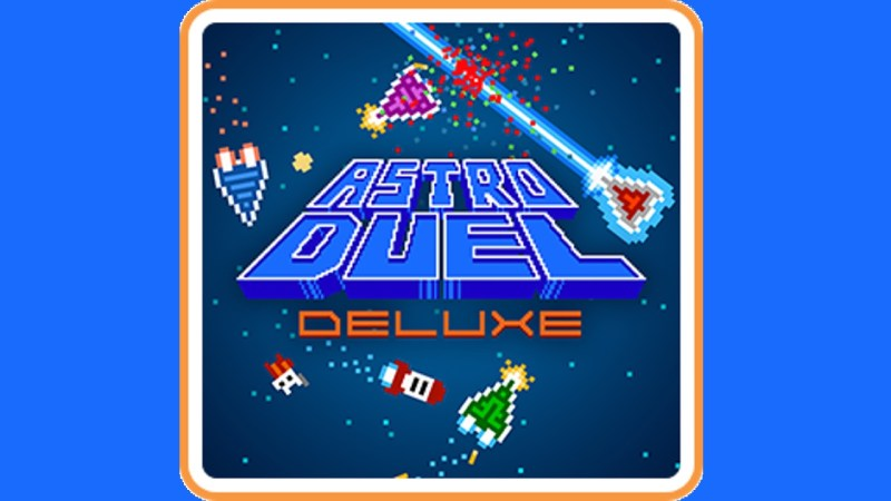 Astro Duel Deluxe (Switch) Game Hub