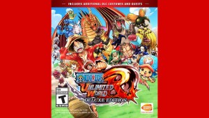 One Piece Unlimited World Red - Deluxe Edition (Switch) Game Hub