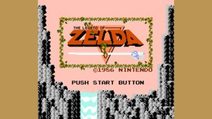 Legend of Zelda (NES) Game Hub