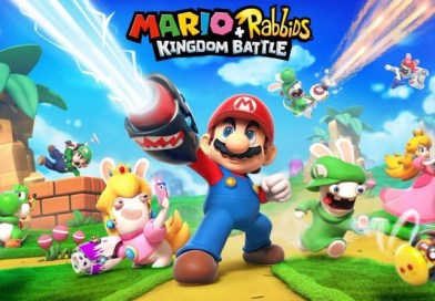 Mario + Rabbids Kingdom Battle: More Images Surface