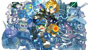 Mighty Gunvolt Burst Preview – Nintendo Times